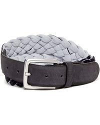Tommy Bahama - Yatchsman Leather Belt - Lyst