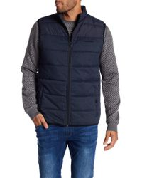 Lindbergh - Quilted Vest - Lyst