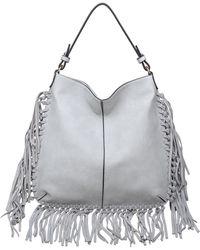 Moda Luxe - Carmel Fringe Shoulder Bag - Lyst