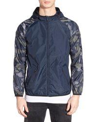 Athletic Recon - 'slingshot' Waterproof Hooded Jacket - Lyst