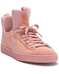 PUMA - Suede Fierce Sneaker - Lyst