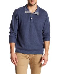 Tommy Bahama - Cold Spring Snap Placket Pullover - Lyst