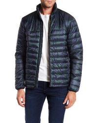Joe Fresh - Stand Collar Puffer Jacket - Lyst