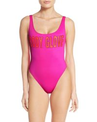 Body Glove - '1989 The Look' One-piece Swimsuit - Lyst