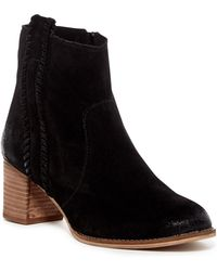 Naughty Monkey - Sangeeta Suede Ankle Boot - Lyst