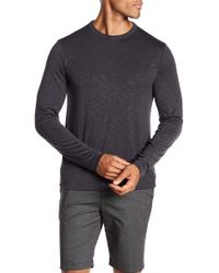 Theory - Gaskell Long Sleeve Tee - Lyst