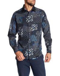 Robert Graham - Yardman Classic Fit Print Woven Shirt - Lyst
