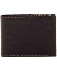 Boconi - Leather Id Wallet - Lyst
