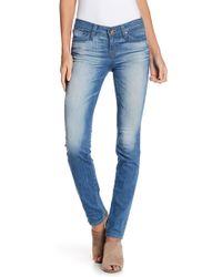 Big Star - Brigette Slim Straight Leg Jeans - Lyst
