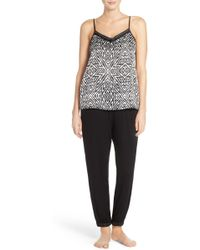 Midnight By Carole Hochman - Camisole Pyjamas - Lyst