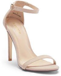 Elegant Footwear - Tobi Ankle Strap Stiletto - Lyst