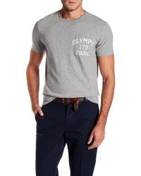 J.Crew | Olympic Trail Pocket Tee | Lyst