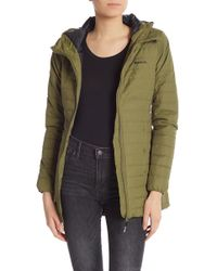 Bench - Bloomers Quilted Coat - Lyst