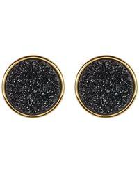 Gorjana - Astoria Druzy Large Stud Earrings - Lyst