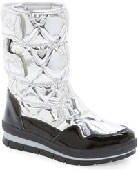 Jog Dog - Waterproof Quilted Boot - Lyst