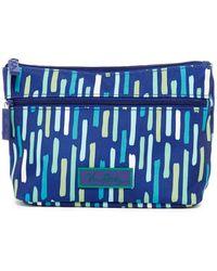 Vera Bradley - Lighten Up Travel Cosmetic Bag - Lyst