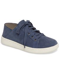 Eileen Fisher | Clifton Perforated Trainer | Lyst