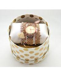 Olivia Pratt - Women's Simple & Sleek Bracelet Watch - Lyst