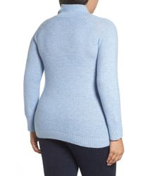 Lucky Brand - Lace-up Jumper (plus Size) - Lyst