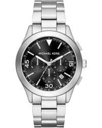 MICHAEL Michael Kors - Men's Gareth Bracelet Watch, 43mm - Lyst