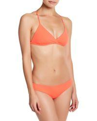 IMSY Swim - Leia Pattern Reversible Bikini Bottom - Lyst