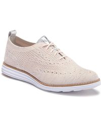 Cole Haan - Zerogrand Stitchlight Wingtip Oxford Sneaker - Lyst