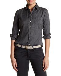 Slate & Stone - Madison Long Sleeve Shirt - Lyst