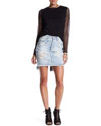 One Teaspoon - Hendrixe 2020 Skirt - Lyst