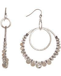 Chan Luu - Semiprecious Stone & Crystal Earrings - Lyst