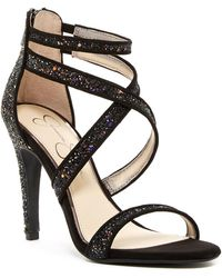 Jessica Simpson - Ellenie Strappy Sandal - Lyst