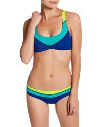 IMSY Swim - Margo Sport Bralette Reversible Bikini Top - Lyst