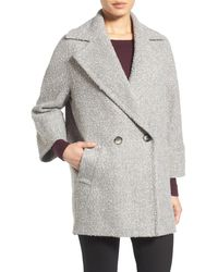 Charles Gray London - 'yummy Mummy' Double Breasted Boucle Coat - Lyst