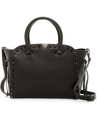 Sorial - Parker Leather Satchel - Lyst