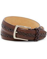 Tommy Bahama - Braided Inlay Keeper Belt - Lyst