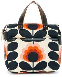 Orla Kiely - Summer Flower Stem Small Backpack - Lyst
