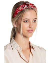 Cara - Venice Rhinestone Headband - Lyst