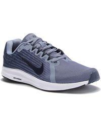 203291f812fea Lyst - Nike Downshifter 7 Sneaker in Blue for Men