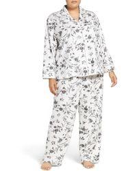 Carole Hochman - Flannel Pyjamas - Lyst