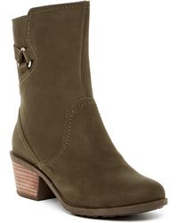 Teva - Foxy Mid-calf Leather Boot - Lyst
