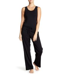Naked - Drawstring Knit Pants - Lyst
