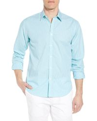 Jeremy Argyle Nyc - Comfort Fit Check Sport Shirt - Lyst