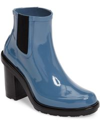 HUNTER - Original Refined Chelsea Rain Boot - Lyst