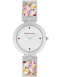 Christian Lacroix - Women's Magic Garden Bangle Watch, 30mm - Lyst
