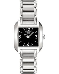 Tissot - Women's T-evocation Bracelet Watch, 23mm - Lyst