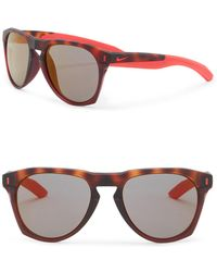 Nike - Essential Navigator 54mm Rounded Sunglasses - Lyst