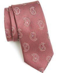 John W. Nordstrom - (r) 'evans' Paisley Silk Tie - Lyst