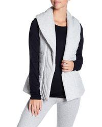 UGG - Bexley Faux Fur Lined Vest - Lyst