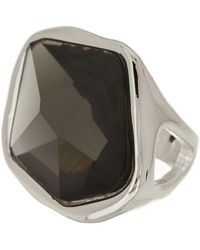 Robert Lee Morris - Faceted Stone Cocktail Ring - Size 7.5 - Lyst