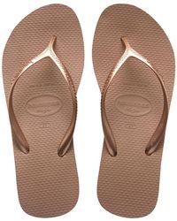 Havaianas - High Fashion Platform Wedge Flip Flop Sandal (women) - Lyst