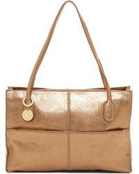 Hobo - Friar Leather Shoulder Bag - Lyst